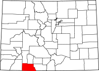Archuleta County Public Records