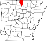 Baxter County Public Records