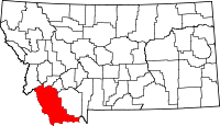 Beaverhead County Public Records