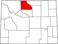 Big Horn County Public Records