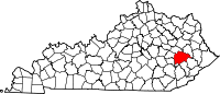 Breathitt County Public Records