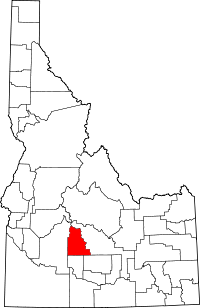 Camas County Public Records