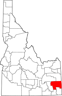 Caribou County Public Records