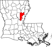 Catahoula Parish Public Records