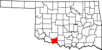 Cotton County Public Records