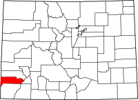 Dolores County Public Records