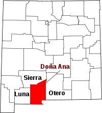 Dona Ana County Public Records