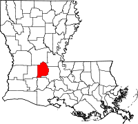 Evangeline Parish Public Records