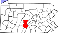 Huntingdon County Public Records
