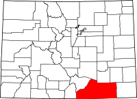 Las Animas County Public Records