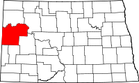 McKenzie County Public Records