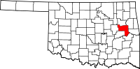 Muskogee County Public Records
