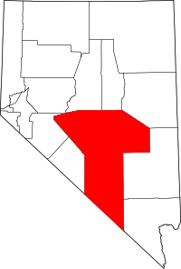 Nye County Public Records