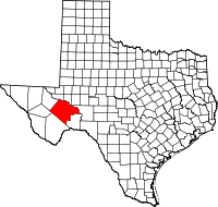 Pecos County Public Records