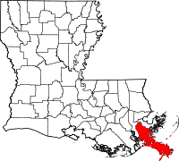 Plaquemines Parish Public Records