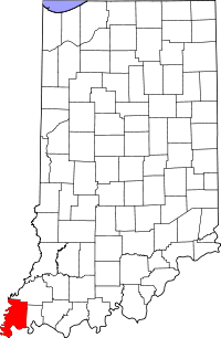 Posey County Public Records