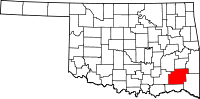 Pushmataha County Public Records