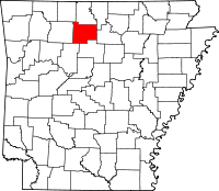 Searcy County Public Records