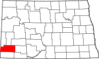 Slope County Public Records