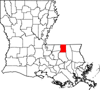 St. Helena Parish Public Records