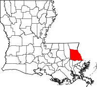 St. Tammany Parish Public Records
