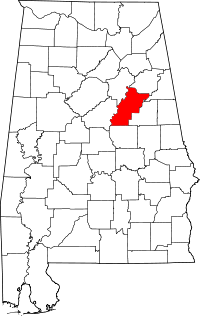 Talladega County Public Records