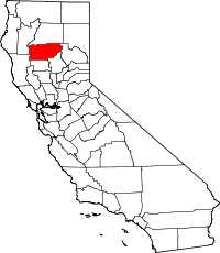 Tehama County Public Records