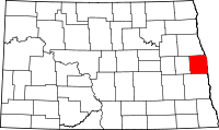 Traill County Public Records